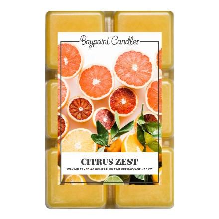 Citrus Zest Wax Melts 9326