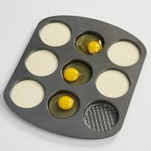 Breakfast Sandwich and Waffle Maker 3620