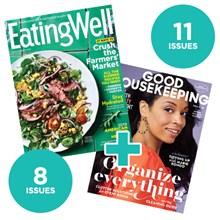 EatingWell & Good Housekeeping NCDE6
