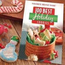 100 Best Holiday Cookies 6203