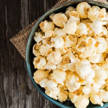White Cheddar Popcorn 8733
