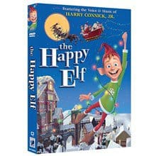 The Happy Elf DVD 9790