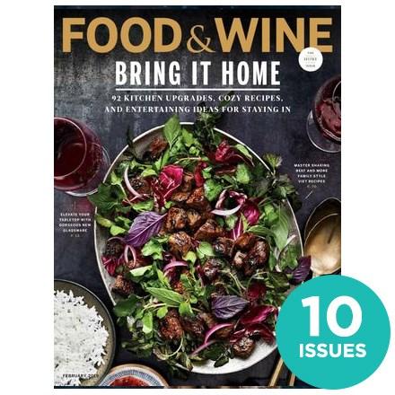 Food & Wine NCA41