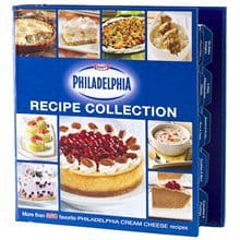 Philadelphia® Ultimate Recipe Binder 8000