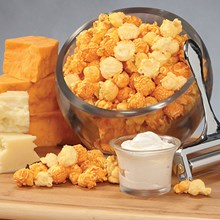 Three Cheese Popcorn 8870