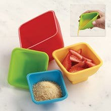 Flex-It Prep Bowl & Measuring Cup Set 7870