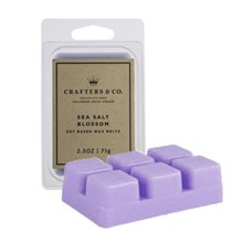 Hallmark® Crafter Sea Salt Blossom Wax Melts