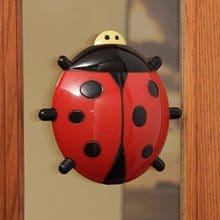 Ladybug Window Thermometer 2432