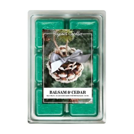 Balsam & Cedar XL Wax Melt 5545
