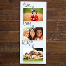 Live, Love, Laugh Picture Frame 2499