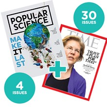Popular Science & Time NCDH0