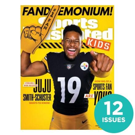 Sports Illustrated Kids NCC37