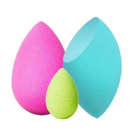 Beauty Sponges S/3 2413