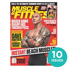 Muscle & Fitness NCBL1