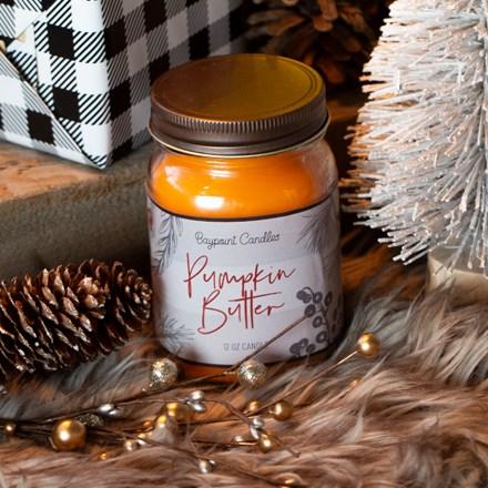 Pumpkin Butter Jar Candle 5534