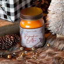 Pumpkin Butter Jar Candle 5534