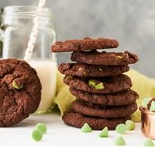 Otis Spunkmeyer® Mint Chocolate Chip Cookie Dough 1876