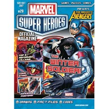 Marvel Super Heroes NBXG9