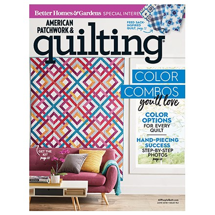 American Patchwork & Quilting NBYK9