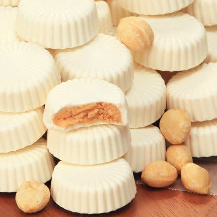 White Chocolate Peanut Butter Cups 5335