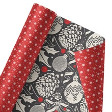 Fancy Festivities Reversible Wrap 1348