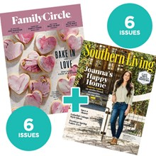Family Circle & Southern Living NCDB3