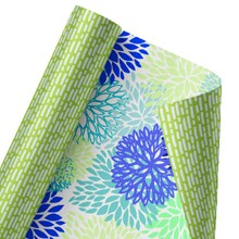 Beautiful Blooms Reversible Wrap 1490