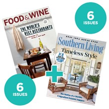 Food & Wine & Southern Living NCJ97