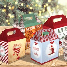 Anne Geddes Holiday Treat Boxes S/10 5972