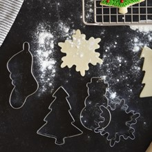 Cookie Cutters S/4 3400
