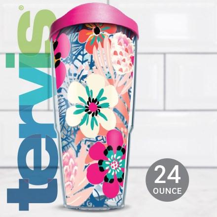 Bright Wild Blooms Tervis® Tumbler 5698