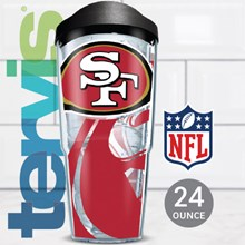 San Francisco 49ers Tervis® Tumbler 6055