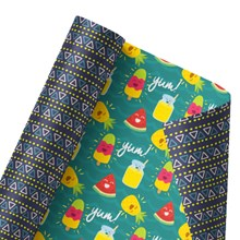 Fun For The Summer Reversible Wrap 1500