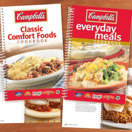 Campbell's® Cookbooks S/2 1952
