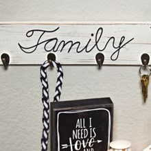 Family Keychain & More Holder 3311