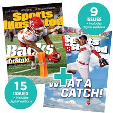 Sports Illustrated + Sports Illustrated Kids (Best Buy) NB3Q1