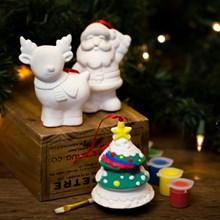 DIY Ornament Kit S/3 3113