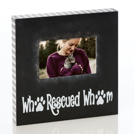 Who Rescued Whom Frame 8337