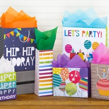 Hip Hip Hooray All Occasion Bags S/6 1234