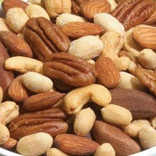 Deluxe Mixed Nuts 7oz bag 5026