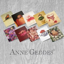 Anne Geddes Greeting Cards S/10 5928