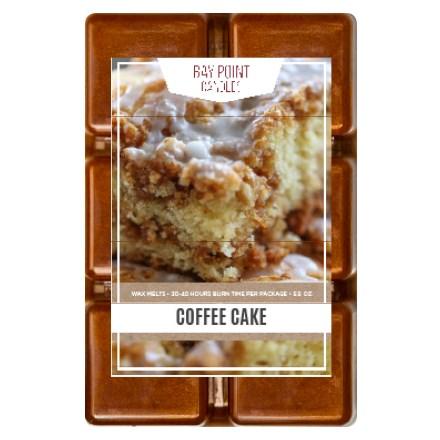 Coffee Cake Wax Melts 9324