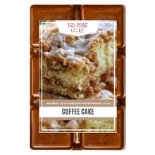 Coffee Cake Wax Melts 9324