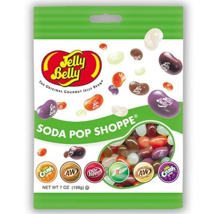 Jelly Belly® Soda Pop Shoppe 6200