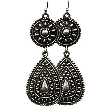 Intricate Chandelier Earrings 2715