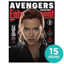 Entertainment Weekly NCA25