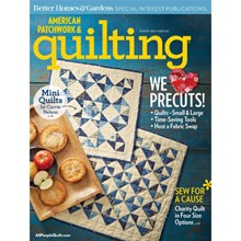American Patchwork & Quilting NBTD0