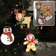 Tree & Magnet Photo Ornaments 3766
