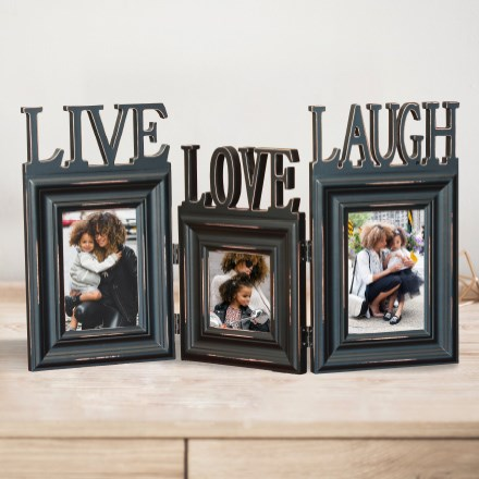 Live, Love, Laugh Photo Frame 2314