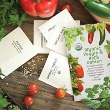 Organic Herb & Veggie Garden 4767